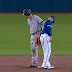 Ryan Goins tags Todd Frazier with hidden ball trick (Video)