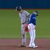 Ryan Goins tags Todd Frazier with hidden ball trick (Video)