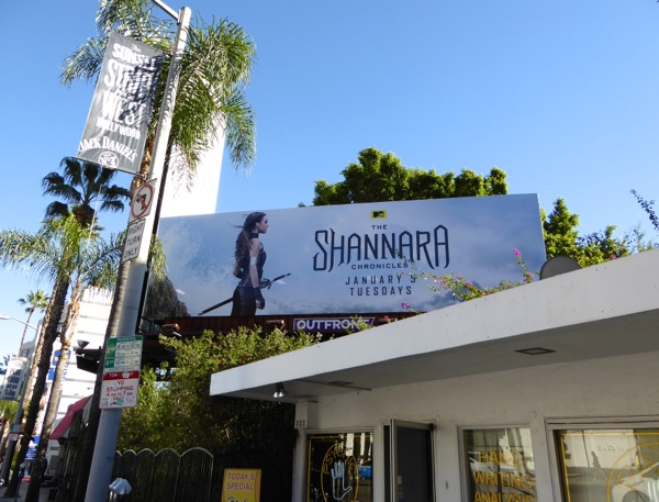 The Shannara Chronicles billboard