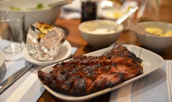 vad är flankstek för kött