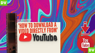 How To Download Any Video Directly From YouTube To Your Mobile Device