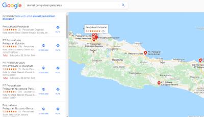 Daftar Alamat Perusahaan Pelayaran Terbaru 2018 - Indonesian Sailor