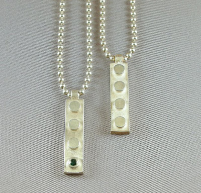 Soul Sanctuary Icon Bricks Are Sterling Silver And