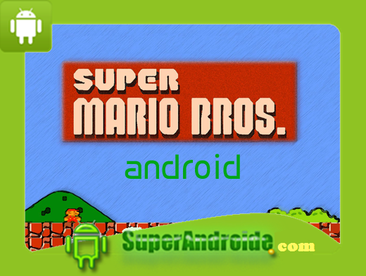 Juego Super Mario Bros Para Android Apk Superandroide