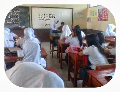 Misteri Bangku Sekolah Yang Kosong
