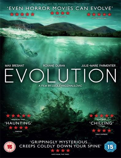 Ver Evolution (2015) Online
