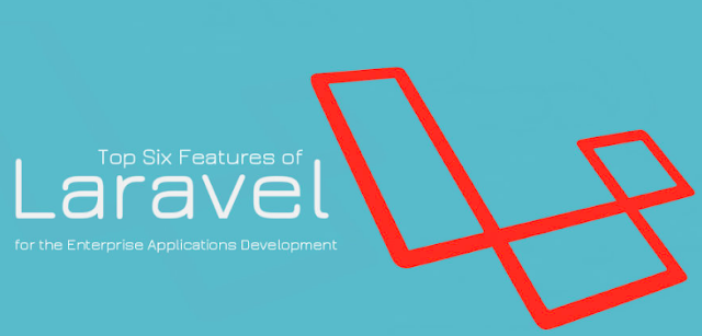 features of laravel