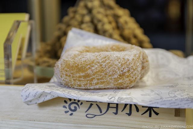 MG 1968 - 熱血採訪│六月小米甜甜圈,市場內的清新小攤車,吃得到少見的鹹鹹圈,更有深夜限定的炙燒甜甜圈!