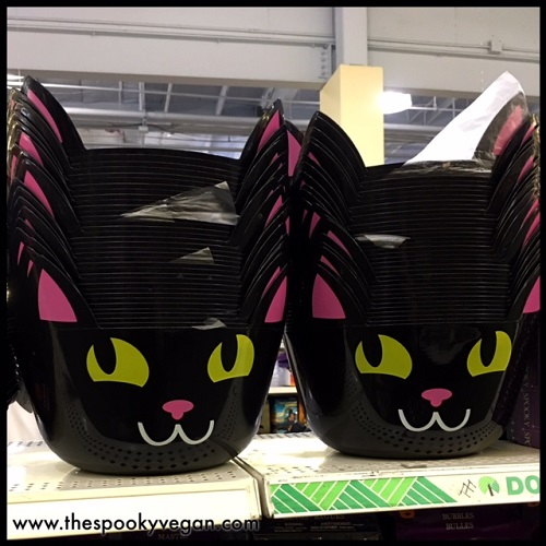 cute black cat bowls i bought something similar at target a few years ago - Target Halloween Tree
