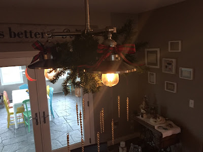 #millsnewhouse, Christmas decorating