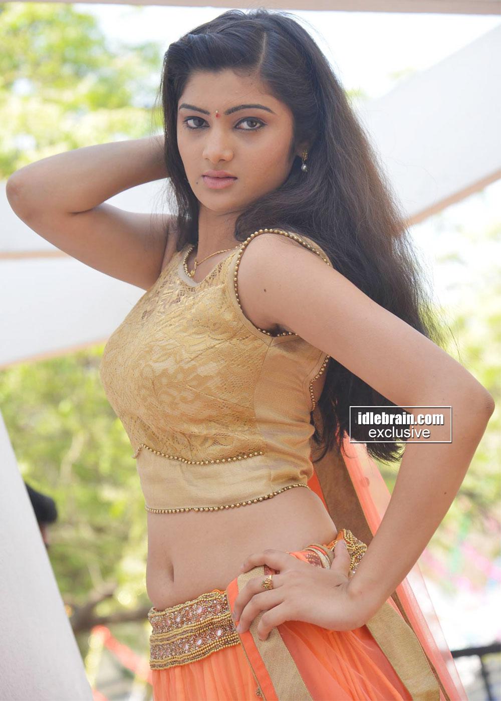 Beautiful Pallavi Naidu Photos Telugu Actress Latest -2642