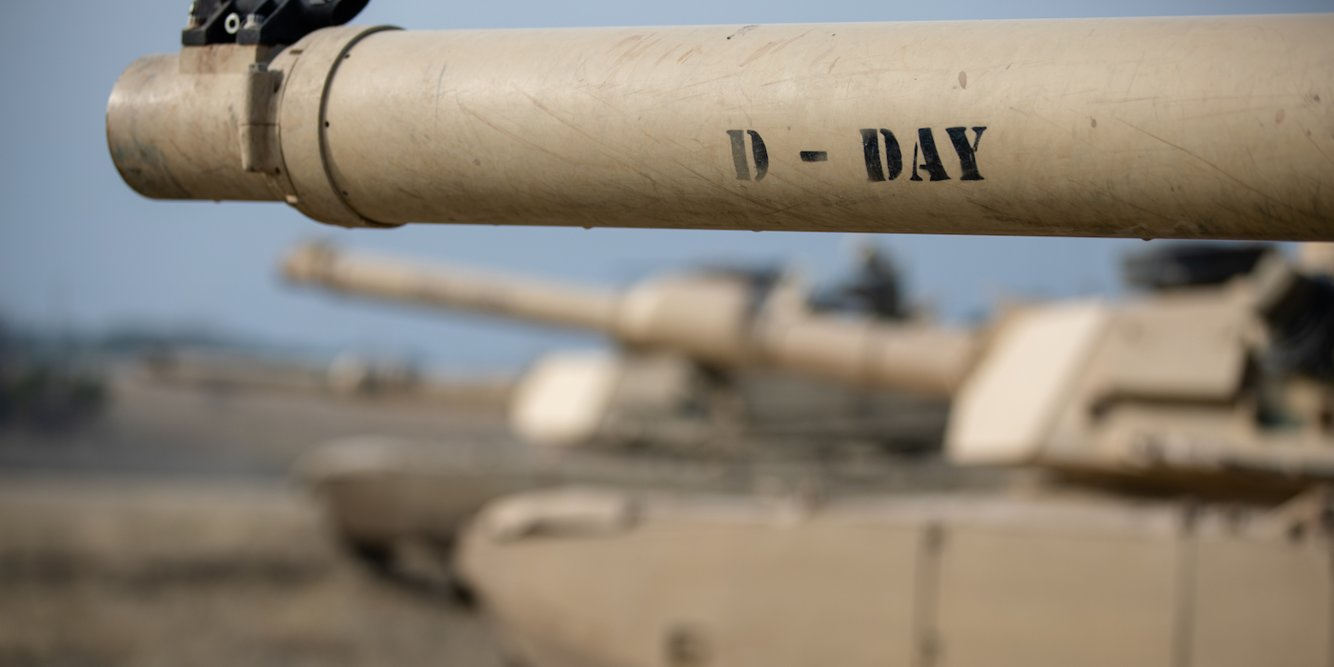 War News Updates: Here Is How U S  Troops Name Their Tanks