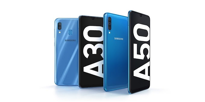Samsung announces Galaxy A50 and Galaxy A30 smartphones