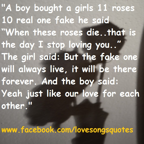 Fake Love Quotes. QuotesGram