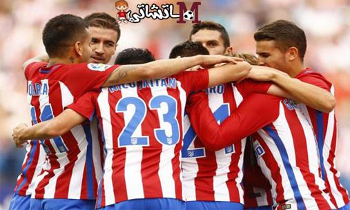 قائمة أتلتيكو مدريد لمواجهة الأهلي غدا في المباراة الودية بقيادة سيميوني