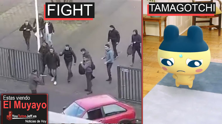 Estudiantes enfrentan a un hombre armado, Snapdragon 855 con 5G, Twitter, Tamagotchi | El Muyayo