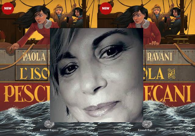 Paola Ravani presenta il suo nuovo romanzo