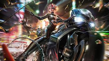 Catwoman, 4K, #207