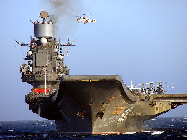 Resultado de imagen de fuerza naval de combate de la Flota Septentrional rusa,