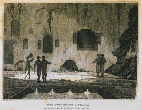 Grotte de Trophonius