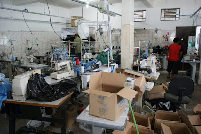 Fiscais flagram trabalho escravo em produção da Animale