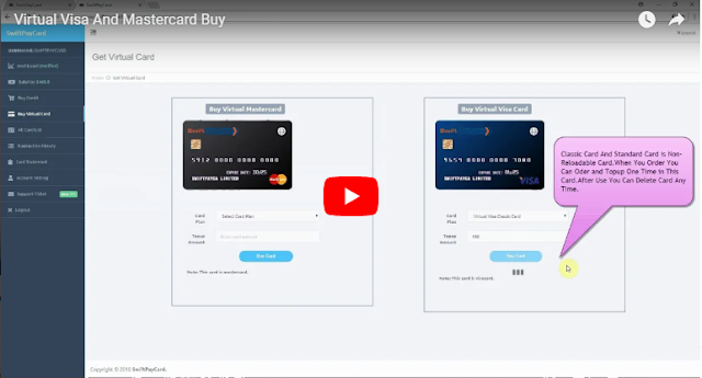 swiftpay credit card for bill payment: October 2018
