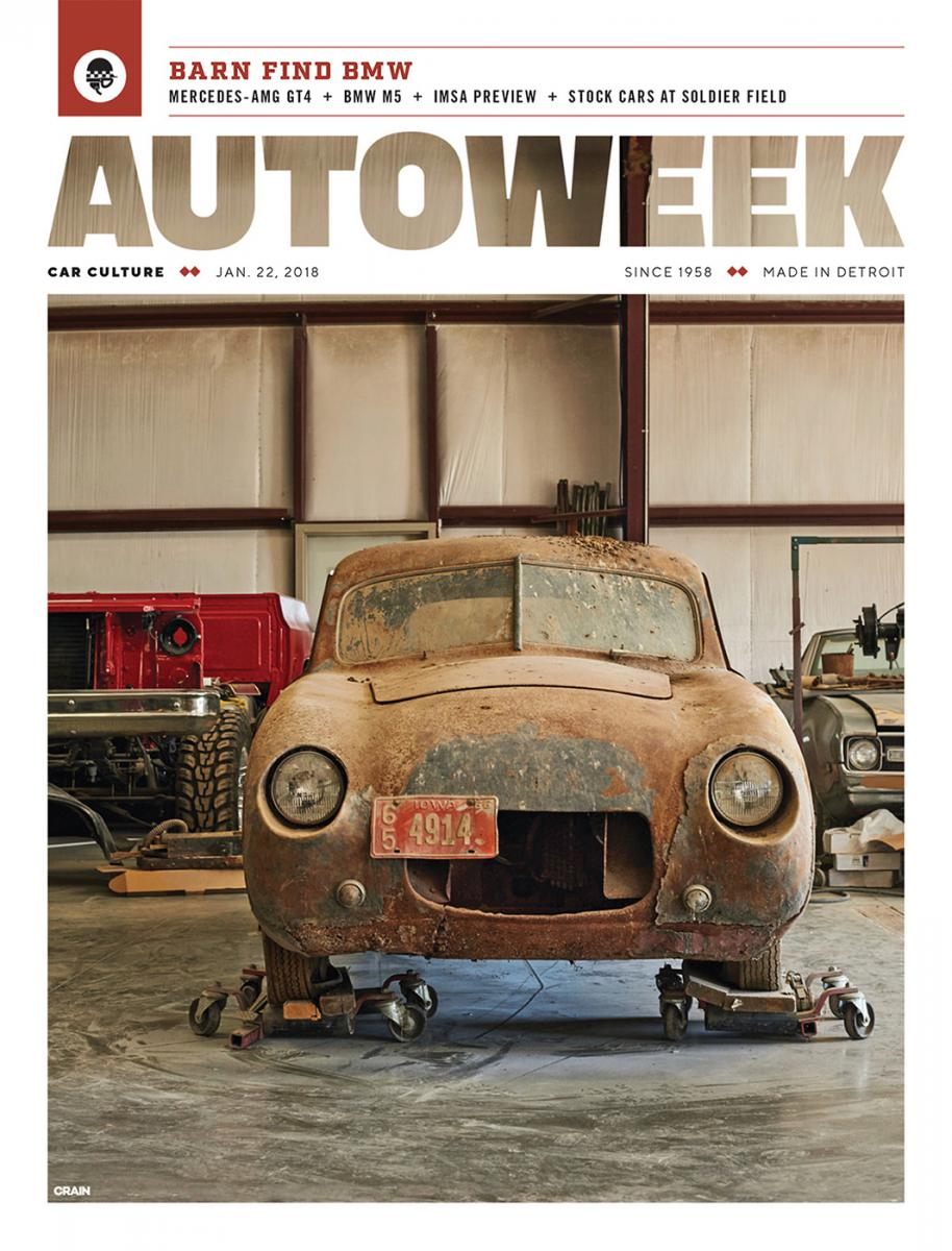 Just A Car Guy: 1937 BMW 328 Veritas barnfind is on the cover of the ...