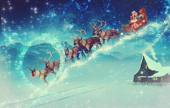 Babbo Natale Questanno Verra Filastrocca.Frasi Su Babbo Natale Scuolissima Com