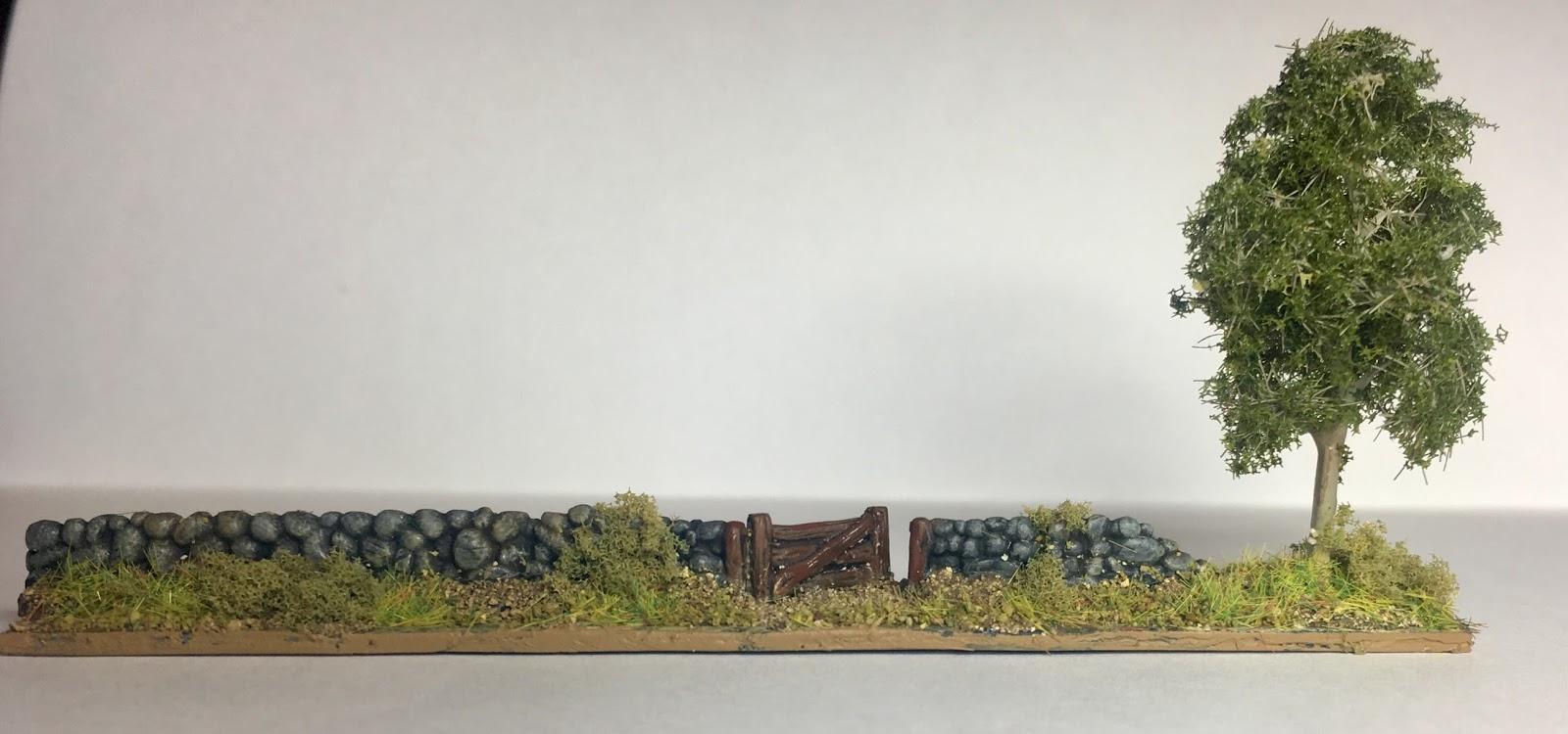 6mm rough stone walls