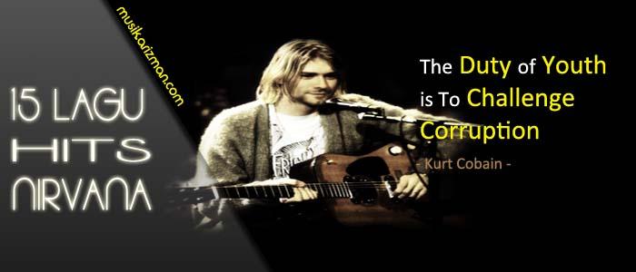 15 Lagu Hits Nirvana