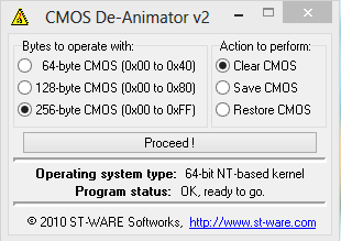 Download CMOS De-Animator v2