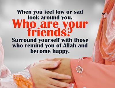 Muslim Friendship Quotes