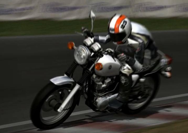 Yamaha SR 400 2005