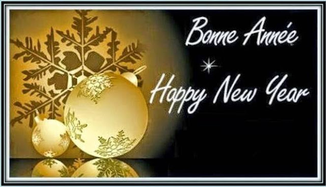 Happy New Year images in French