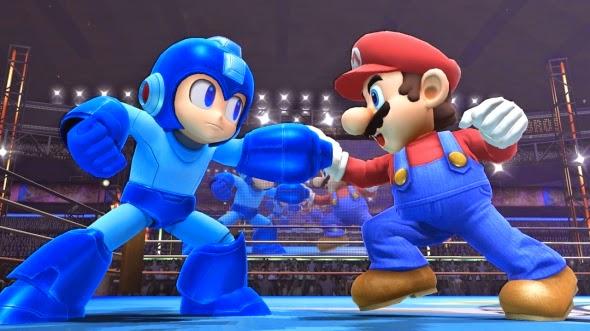 O game Smash Bros de Wii U é um dos melhores jogos do ano