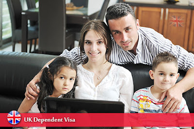 Dependency Visa for UK