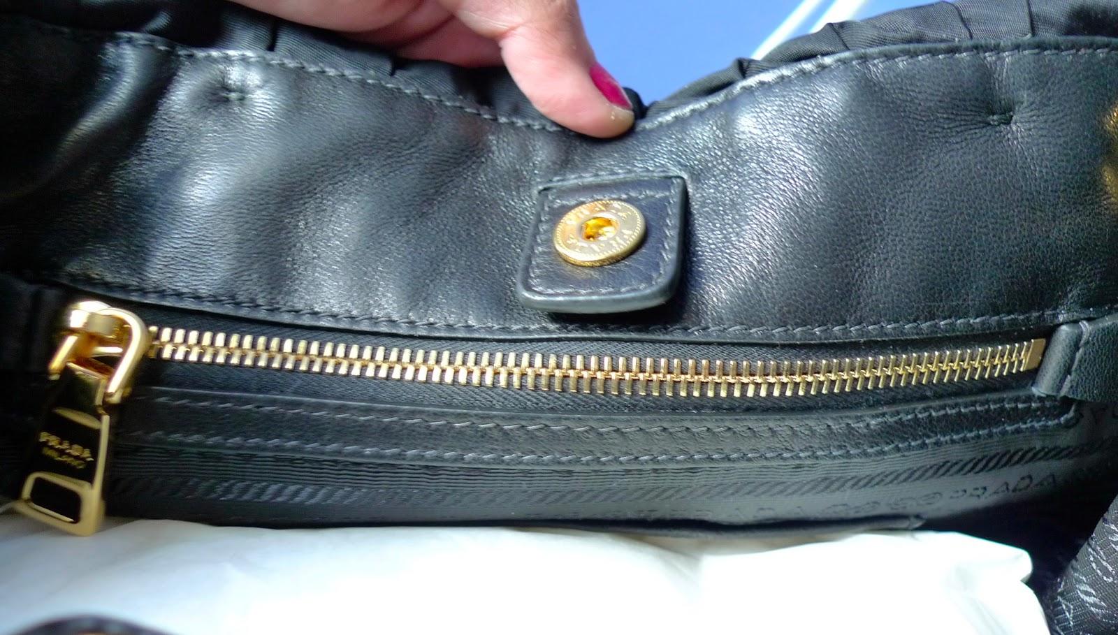 110839f49e7c Bag Review  Prada Tessuto Gaufre  BN1789M+Authenticate Your Prada ...