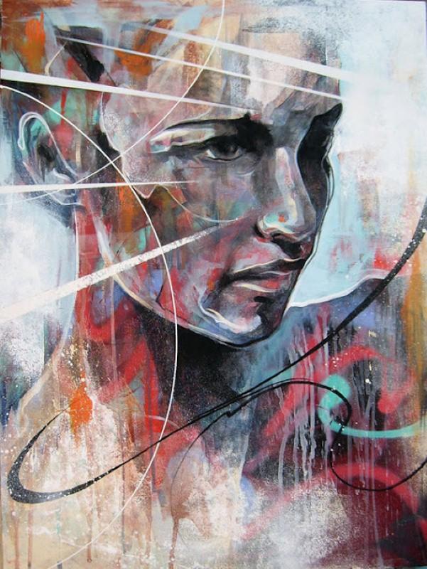 Красивые рисунки Danny O'Connor 11