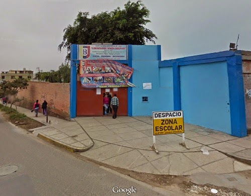 Colegio 1166 LIBERTADOR SIMON BOLIVAR - Lima Cercado