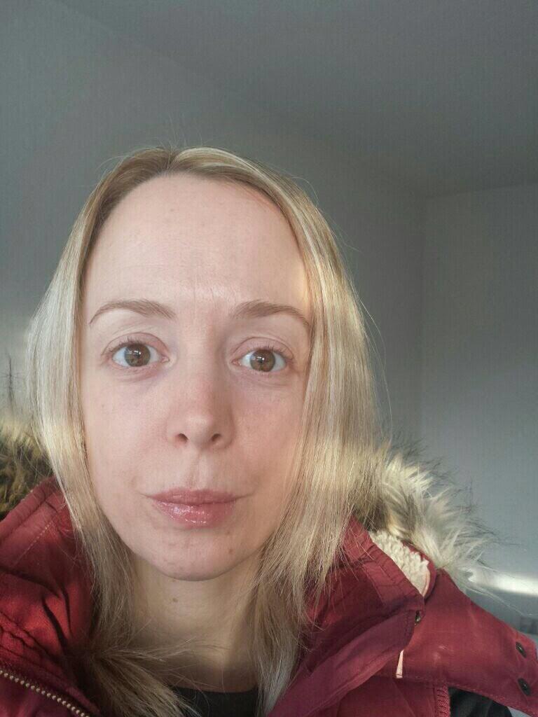 Make up free face