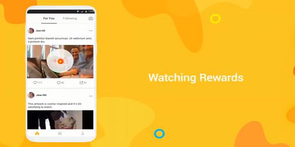 Aplikasi Veeu penghasil uang gratis
