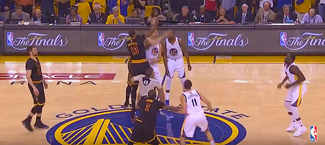 HIGHLIGHTS: Golden State Warriors vs. Cleveland Cavaliers (VIDEO) Game 2 / NBA Finals 2017