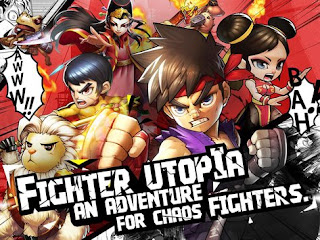 Fighter Utopia Apk Terbaru 2016