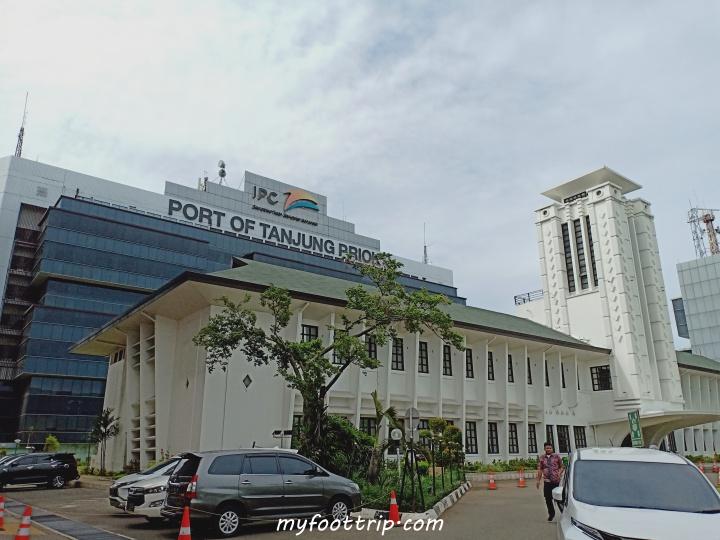 cara menuju Museum Maritim Indonesia