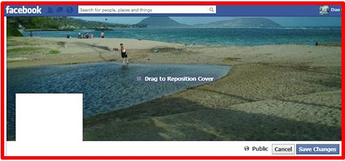 how to change cover photo in fb page