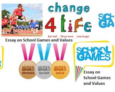 Essay on games in school - Coursework Example - June 2019