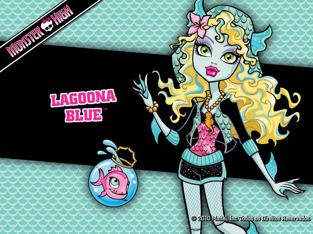 Prefiro Andar Com Os Loucos Do Que Com Os Falsos: Papel De Parede Da Monster High