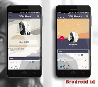BBM Mod MIUI Apk v3.3.1.21 Terbaru