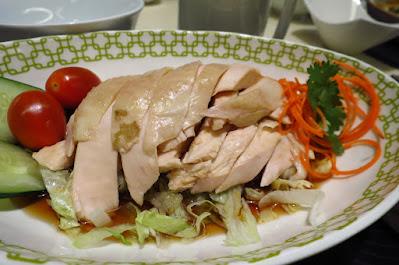 Chatterbox, chicken