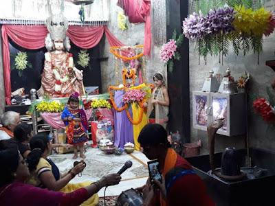 Janmashtmi Celebrated Sultanpur Uttar Pradesh